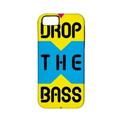 Drop The Bass Apple Iphone 5 Classic Hardshell Case (pc+silicone) by Contest1775858