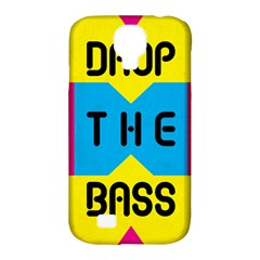 DROP THE BASS Samsung Galaxy S4 Classic Hardshell Case (PC+Silicone) by Contest1775858