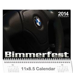 2014 Bmw E36 Ot Kalender By Joey Klimchuk   Wall Calendar 11  X 8 5  (12 Months)   70hg63zr8d53   Www Artscow Com Cover