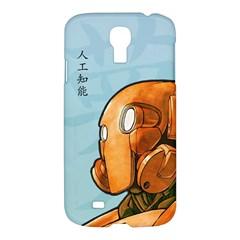 Robot Dreamer Samsung Galaxy S4 I9500/i9505 Hardshell Case by Contest1780262