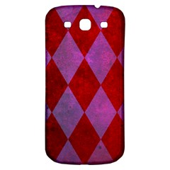 Diamond Tiles Samsung Galaxy S3 S Iii Classic Hardshell Back Case by Contest1775858