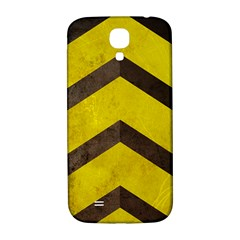 Caution Samsung Galaxy S4 I9500/i9505  Hardshell Back Case by Contest1775858