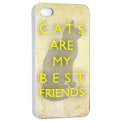 Best Friends Apple Iphone 4/4s Seamless Case (white) by Contest1775858