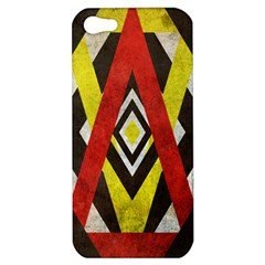 Sharp Edges Apple Iphone 5 Hardshell Case by Contest1775858