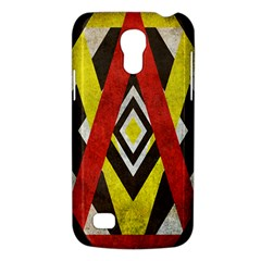 Sharp Edges Samsung Galaxy S4 Mini Hardshell Case  by Contest1775858