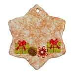 ornament - Ornament (Snowflake)