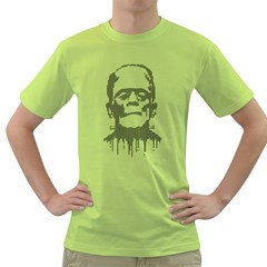 Monster Mens  T Shirt (green) by Contest1732468