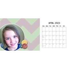 11x5 Chevron 2015 By Amanda Bunn   Desktop Calendar 11  X 5    A4bm8csrjq36   Www Artscow Com Apr 2015