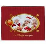 merry christmas - Cosmetic Bag (XXXL)