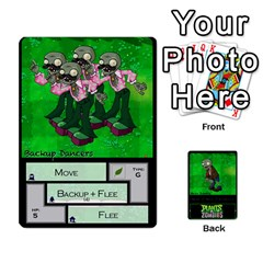 Plants Vs  Zombies 2 By Ajax   Playing Cards 54 Designs   F77j9hfuf3r7   Www Artscow Com Front - Spade2
