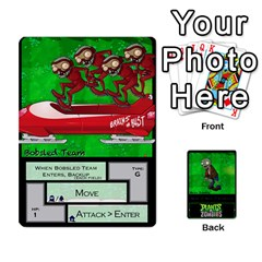 Plants Vs  Zombies 2 By Ajax   Playing Cards 54 Designs   F77j9hfuf3r7   Www Artscow Com Front - Spade7