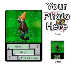 Plants Vs  Zombies 2 By Ajax   Playing Cards 54 Designs   F77j9hfuf3r7   Www Artscow Com Front - Spade10