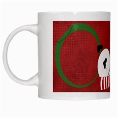 Christmas Mug 1 By Zornitza   White Mug   D2385jxub4nu   Www Artscow Com Left