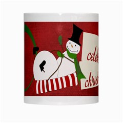 Christmas Mug 1 By Zornitza   White Mug   D2385jxub4nu   Www Artscow Com Center