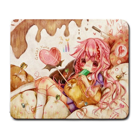 Banana By Conrad Bambeck   Large Mousepad   Kevizdy8sbe8   Www Artscow Com Front