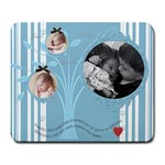 Family Love large mouse pad - Large Mousepad