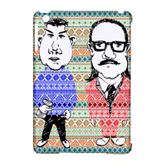 The Cheeky Buddies Apple Ipad Mini Hardshell Case (compatible With Smart Cover) by doodlelabel