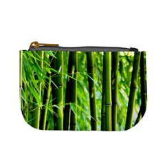 Bamboo Coin Change Purse by Siebenhuehner