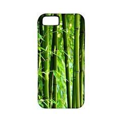 Bamboo Apple Iphone 5 Classic Hardshell Case (pc+silicone) by Siebenhuehner