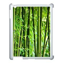 Bamboo Apple Ipad 3/4 Case (white) by Siebenhuehner
