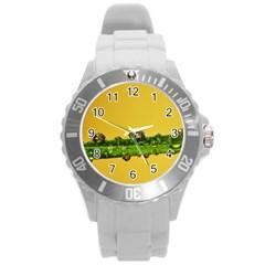Drops Plastic Sport Watch (large) by Siebenhuehner