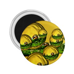 Balls 2 25  Button Magnet by Siebenhuehner