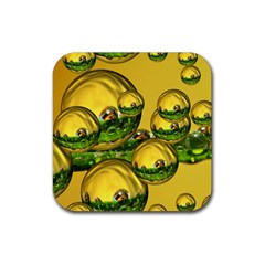Balls Drink Coasters 4 Pack (square) by Siebenhuehner