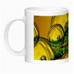 Balls Glow In The Dark Mug by Siebenhuehner