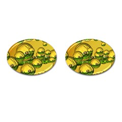 Balls Cufflinks (oval) by Siebenhuehner