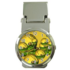 Balls Money Clip With Watch by Siebenhuehner