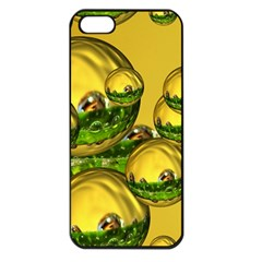 Balls Apple Iphone 5 Seamless Case (black) by Siebenhuehner