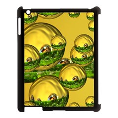 Balls Apple Ipad 3/4 Case (black) by Siebenhuehner