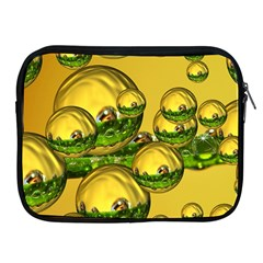 Balls Apple Ipad Zippered Sleeve by Siebenhuehner