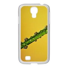 Drops Samsung Galaxy S4 I9500/ I9505 Case (white) by Siebenhuehner