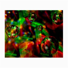 Fantasy Welt Glasses Cloth (small, Two Sided) by Siebenhuehner