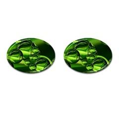 Balls Cufflinks (oval) by Siebenhuehner