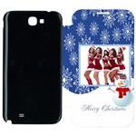 merry christmas - Samsung Galaxy Note 2 Flip Cover Case