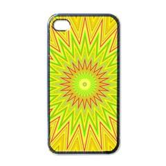 Mandala Apple Iphone 4 Case (black) by Siebenhuehner