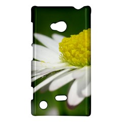Daisy With Drops Nokia Lumia 720 Hardshell Case by Siebenhuehner