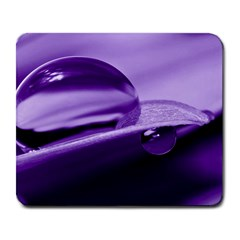 Drops Large Mouse Pad (rectangle) by Siebenhuehner