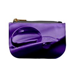 Drops Coin Change Purse by Siebenhuehner