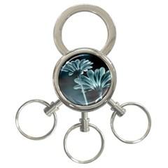Osterspermum 3 Ring Key Chain by Siebenhuehner