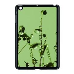 Mint Drops  Apple Ipad Mini Case (black) by Siebenhuehner