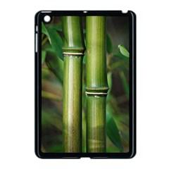 Bamboo Apple iPad Mini Case (Black) by Siebenhuehner