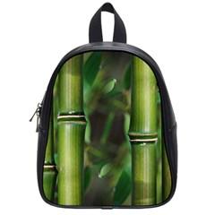 Bamboo School Bag (small) by Siebenhuehner