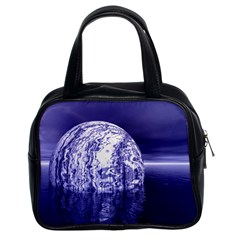 Ball Classic Handbag (two Sides)