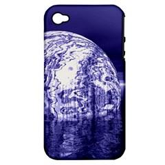 Ball Apple Iphone 4/4s Hardshell Case (pc+silicone) by Siebenhuehner