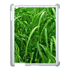 Grass Apple Ipad 3/4 Case (white) by Siebenhuehner