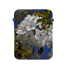 Cherry Blossom Apple Ipad Protective Sleeve by Siebenhuehner