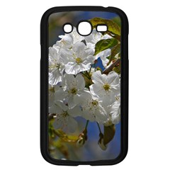 Cherry Blossom Samsung Galaxy Grand Duos I9082 Case (black) by Siebenhuehner